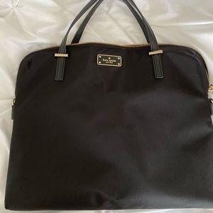 Kate Spade Black Laptop bag